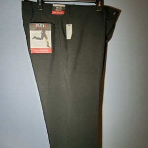Van Heusen black dress pants